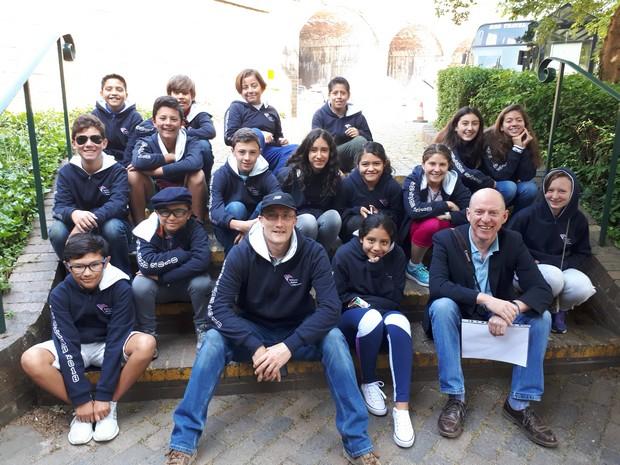 Mexican group ironbridge