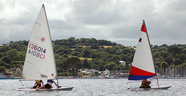 Moffats Camp: Sailing in the Carrick Roads