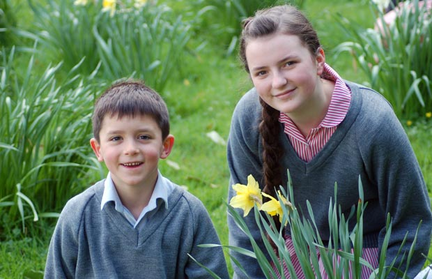 Moffats children have space to grow