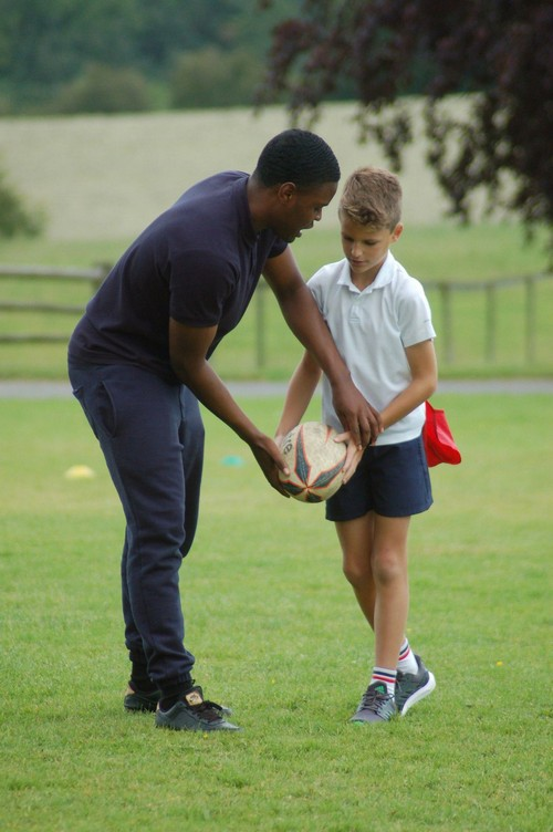 Expert rugby coaching